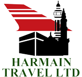 Harmain Travel Ltd. Logo